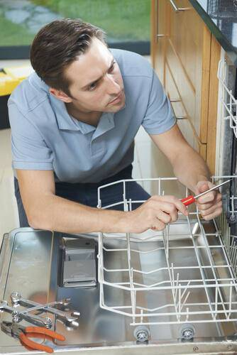 magic chef dishwasher repair
