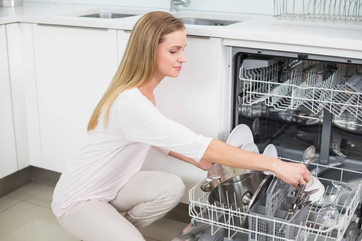 Top 3 Most Common Dishwasher Issues