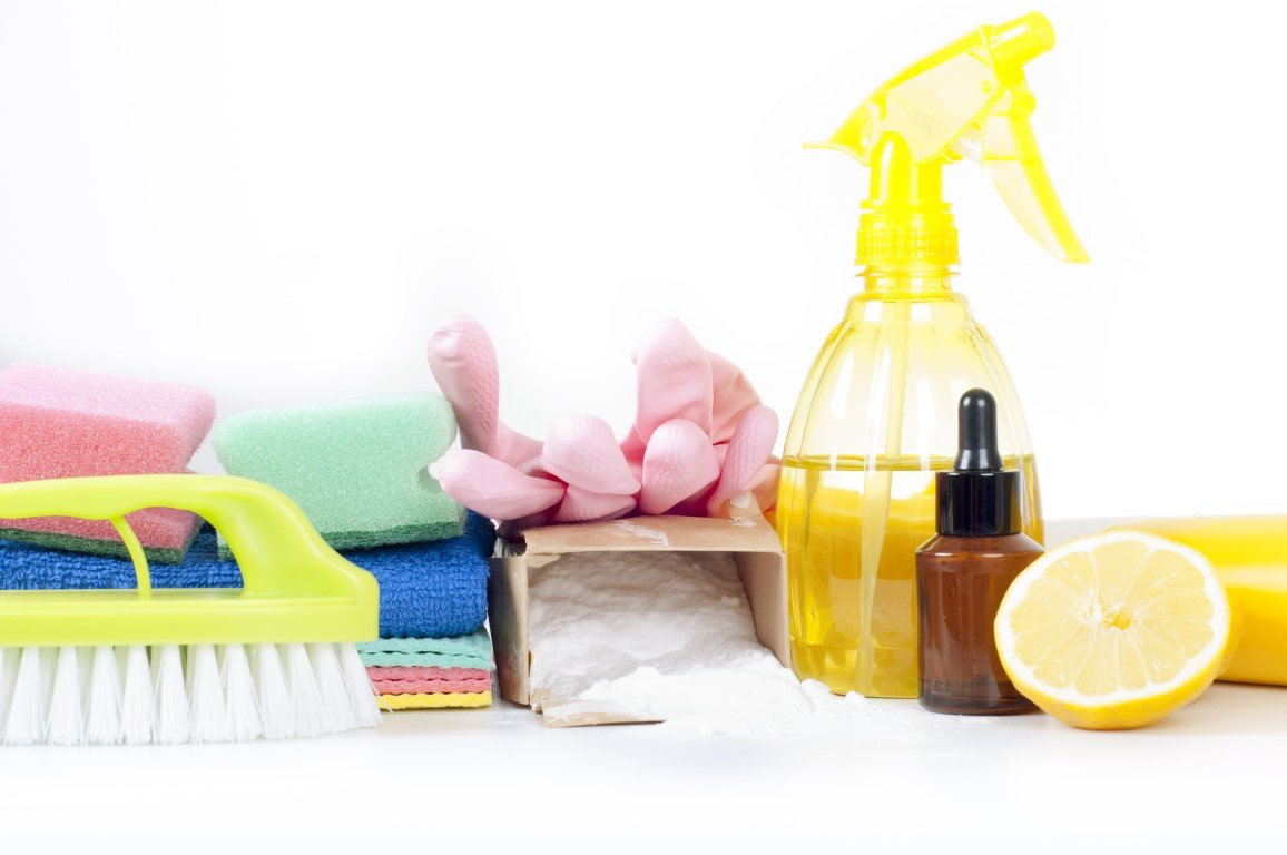Natural Appliance Cleaning Tips