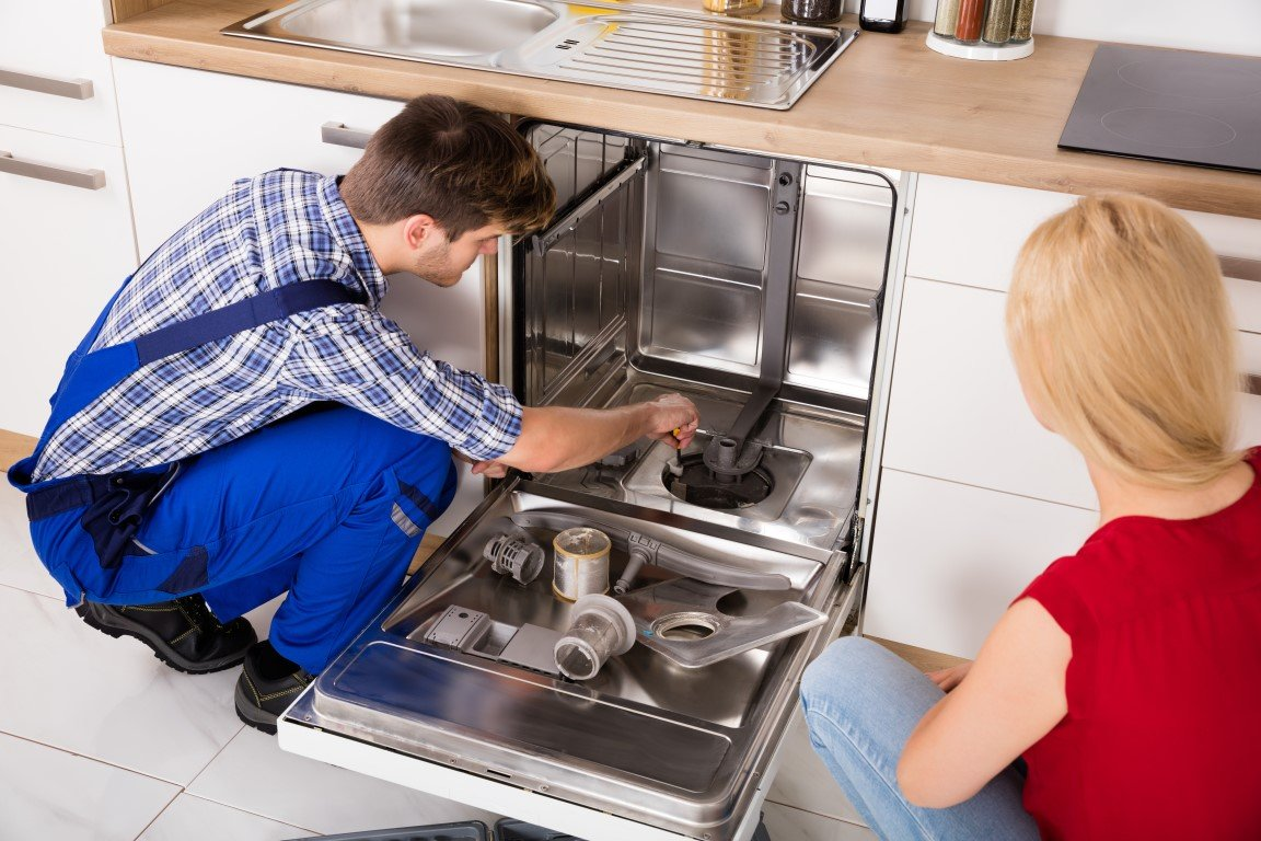 Dishwasher Drainage Issues and How to Solve Them