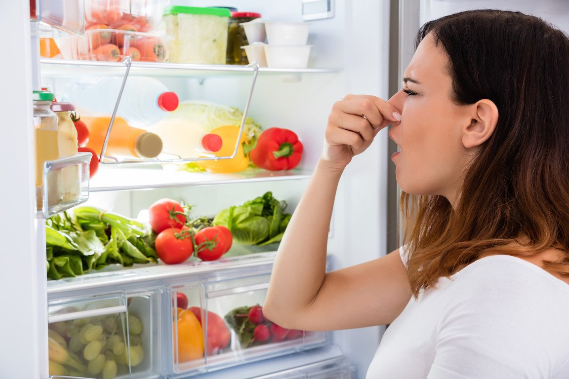 How to get rid of that bad smell in your fridge