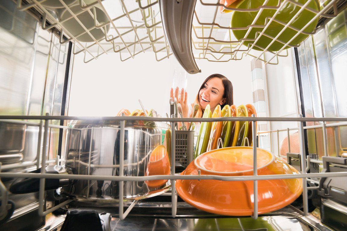 How to decalcify your dishwasher