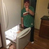 freezer maintenance