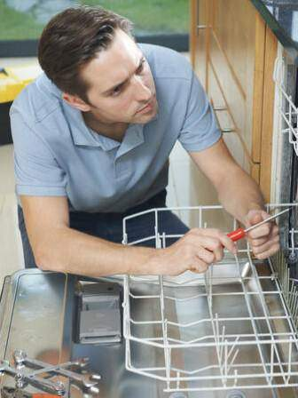 dishwasher repair Yorkville