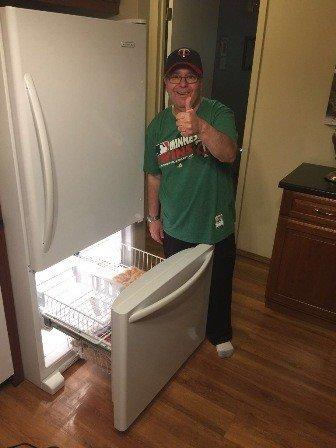 fridge repair Concord