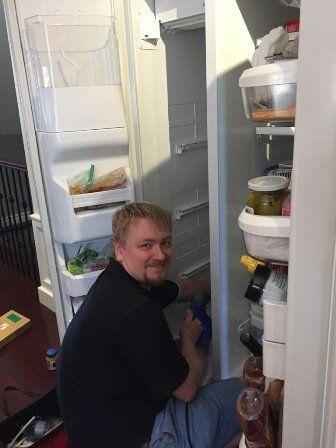 fridge repair Stouffville