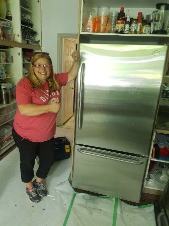 fridge repair Vaughan