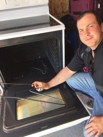 oven repair Ajax