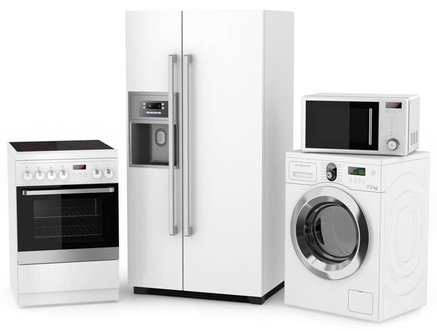 appliances we repair
