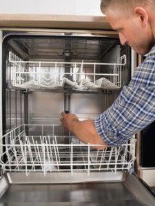 Haier dishwasher repair