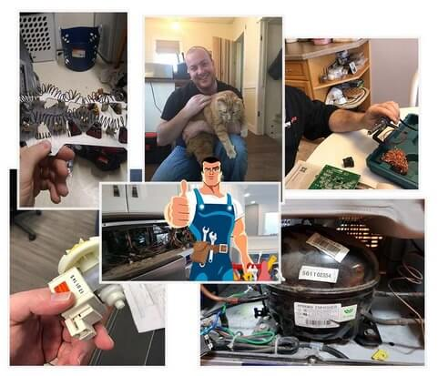 appliances repair Bolton