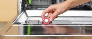 What Does It Mean When Dishwasher Detergent Won't Dissolve?
