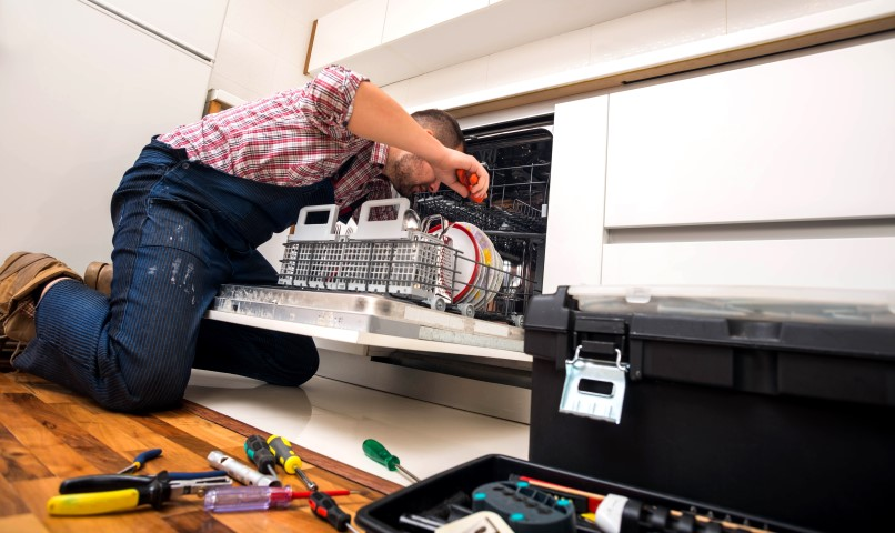 Call Express For Professional Dishwasher Installations