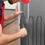 fridge condensor coils