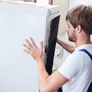 fridge installation