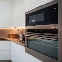 oven in cabinet installation