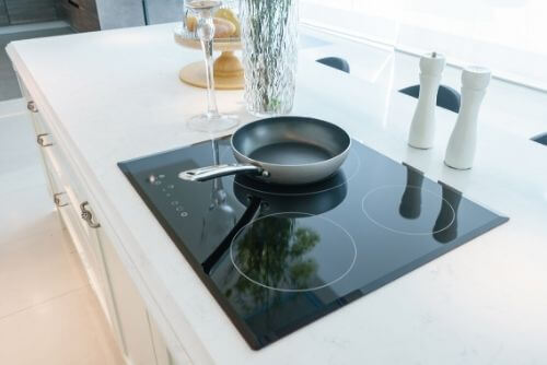 cooktop installation