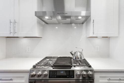 oven hood installation