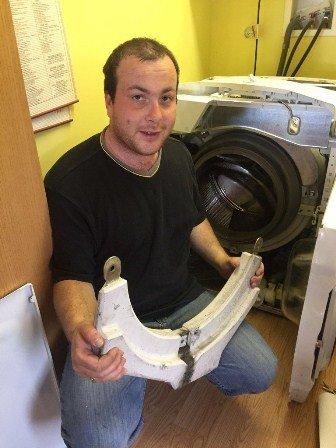Vaughan Washer Repair