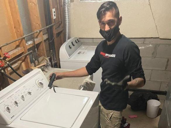 appliance repair experts in Winnipeg
