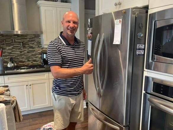 fridge repair Vancouver