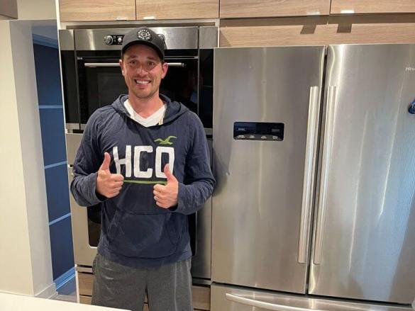 fridge repair Winnipeg
