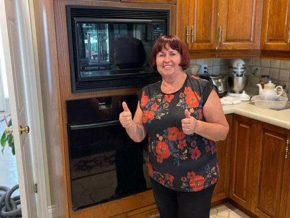 oven repair Vancouver