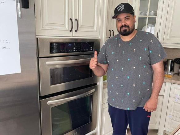 oven repair winnipeg
