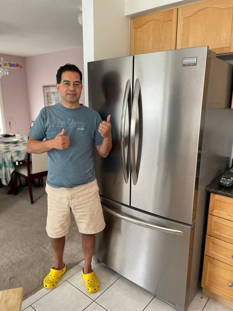 fridge repair Toronto ON