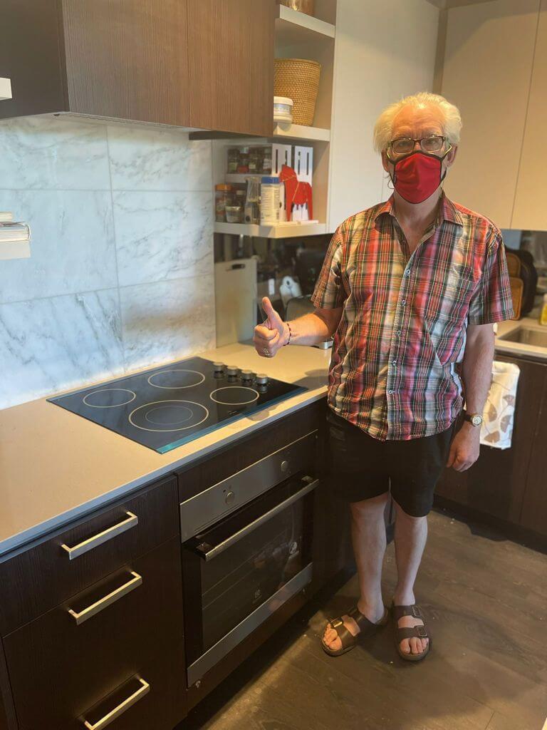 stove repair Toronto ON